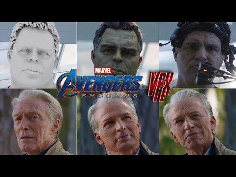 Avengers: Endgame   VFX Breakdown