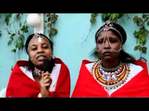 Interview with Maasai Women Part 1