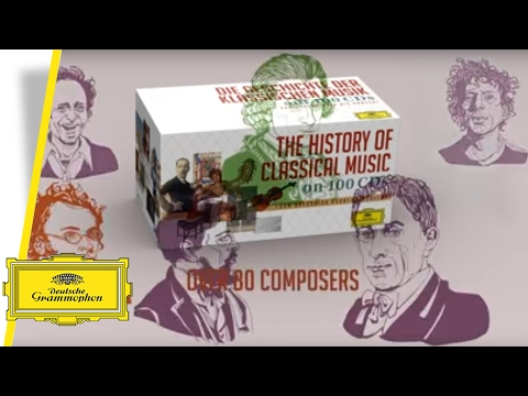The History of Classical Music on 100 CDs - DG Limited Box Set (Trailer)