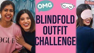 Buying clothes blindfolded