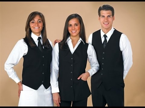Restaurant Front Of House Uniform