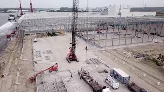 Bouwwerkzaamheden Vlaeynatie T2 Westdorpe