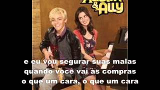 "Austin & Ally - "" Not a Love Song "" ( Legendado )"