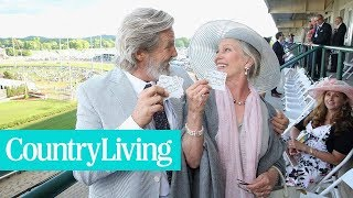 Jeff Bridges and Susan Geston's 40-Year Marriage Will Restore Your Faith in Love | Country Living