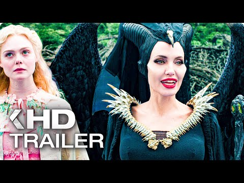 MALEFICENT 2: Mistress Of Evil - 4 Minutes Trailers & Clips (2019)