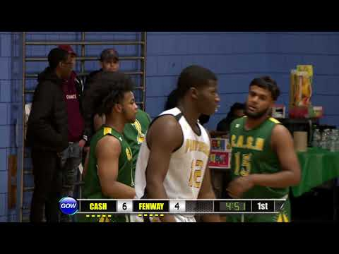 Game of the Week: CASH Chargers vs. Fenway Panthers (Boys)