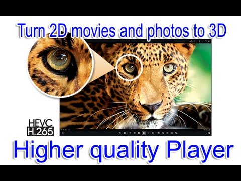 Free Bluray Player Software | 3D Player | 4K Player