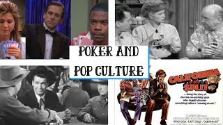 Poker and Pop Culture: The History of Poker & the Main Stream