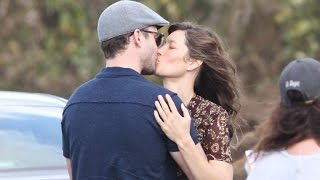 Justin Timberlake and Jessica Biel Pack on Some Serious PDA -- See the Sweet Pic!