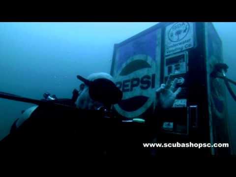 Lake Jocassee Scuba Diving