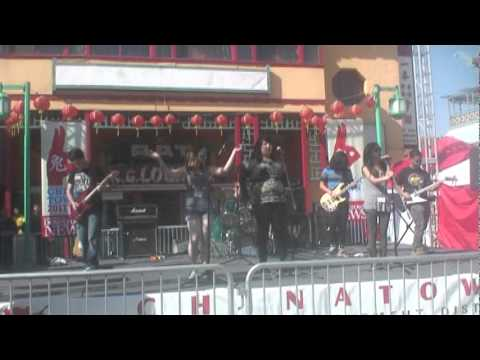 2011 Chinese New Year Festival: B-Track Rock Collective--Piece of My Heart
