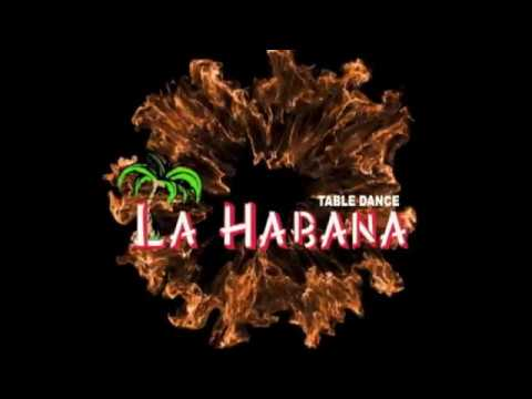 habana table dance:
