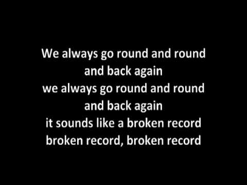 Hollywood Undead - Broken Record [Lyrics Video] - YouTube