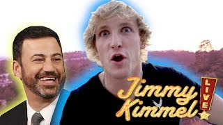 I'M ON JIMMY KIMMEL TONIGHT! (National Television)