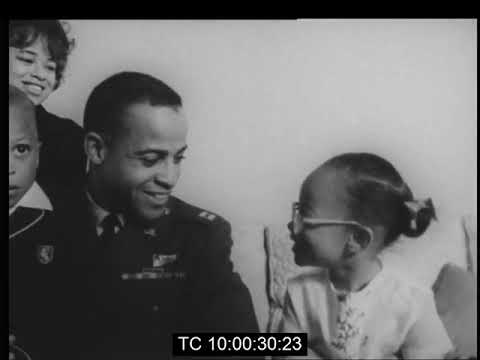Edward J. Dwight Jr.:  The First Black American Astronaut-To- Be | March 1963