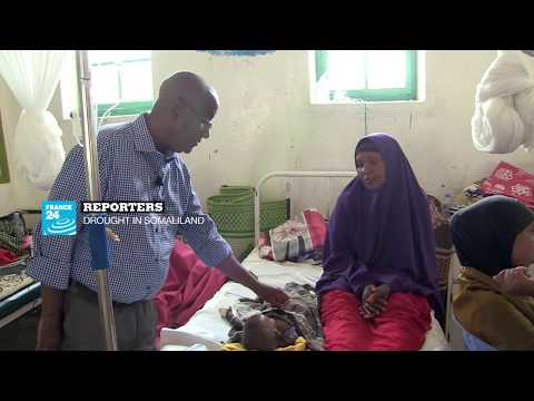 REPORTERS DROUGHT IN SOMALILAND
