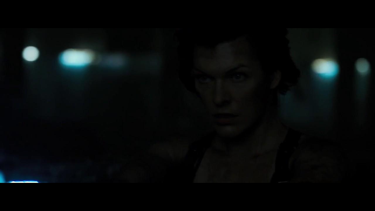 Resident Evil The Final Chapter Alice Vs Bloodshot Youtube
