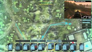 Carrier Command: Gaea Mission BETA Gameplay