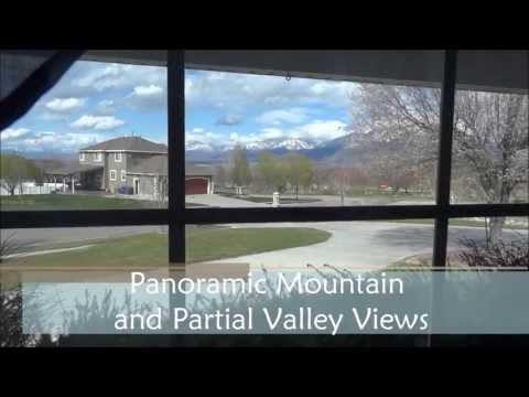 Home for Sale Video Tour: 2235 Mountainside Circle, Bluffdale Utah - The Lar Team with Exit Realty