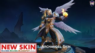 Heroes Arena 5v5: New Skin - Archangel (GASSIEL) Gameplay Android/iOS