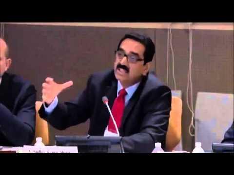 UAE Exchange President At UN.