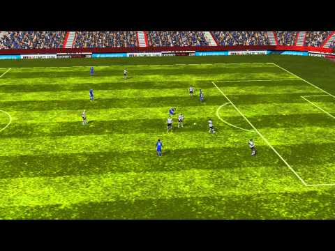 FIFA 14 Android - FC Sunk VS Derby County