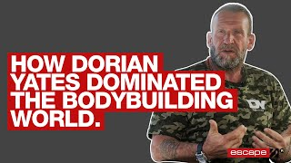 Dorian Yates: Bodybuilding Legend and 6x Mr. Olympia Who Changed the Industry Forever