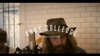 "Live At Clevelands - Andy Golledge ""Heavy Hand"""
