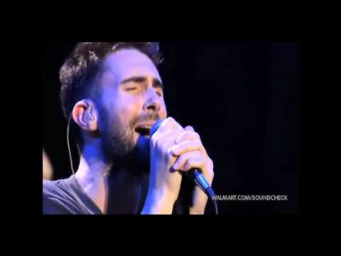 maroon-5-hands-all-over-walmart-soundcheck---she-will-be-loved