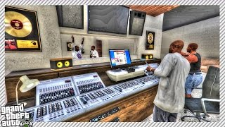 Recording Studio (GTA 5 MODS)