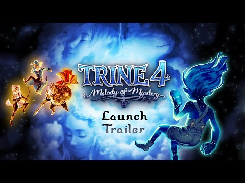 Trine 4 Expansion - Melody of Mystery PC Launch Trailer [USK]