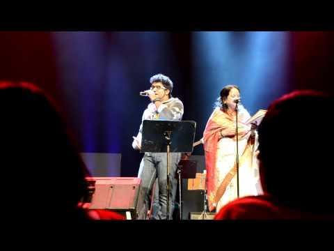 Ore ullam onre theivam Vani Jayaram with Haricharan