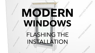 Flashing Marvin Modern Window Installations