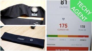 Moov HR Sweat & Moov HR Burn Review