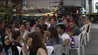 Young Lebanese Immigrants visiting Bourj Hammoud