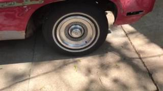 Shawn's Buick Electra 225 part three