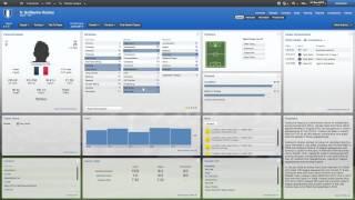 FM 2013 - The José Mourinho Challenge - Champions League Draw and Season Review