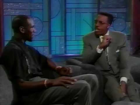 Michael Jordan - The Arsenio Hall Show 1990