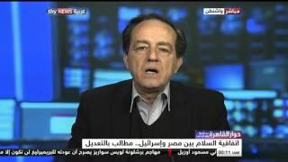 مدير كلية الدفاع الوطني الأسبق: يجب تعديل اتفاقية السلام مع إسرائيل لزيادة أعداد الجيش