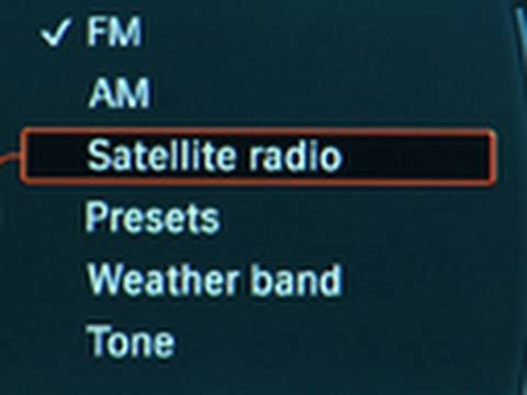 Satellite Radio vs. HD Radio vs. Internet Radio Comparison