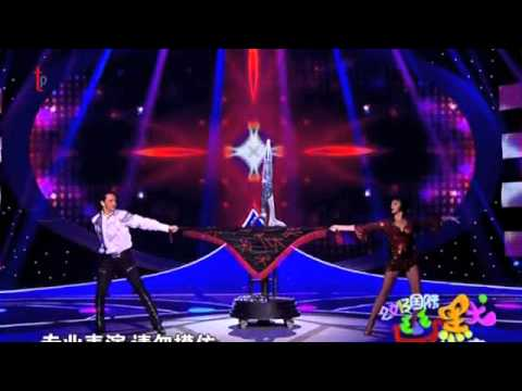 Illusion show from China Comedy Festival on CCTV - Magie_73
