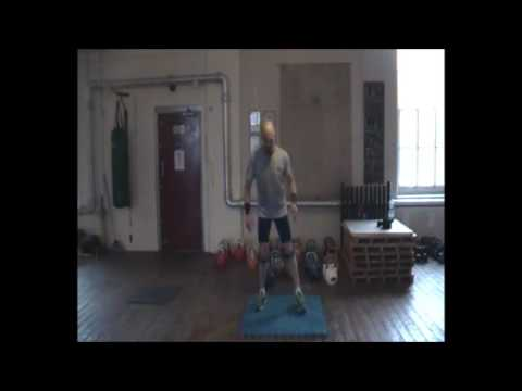 Personal training Nottingham: post workout  stretching routine