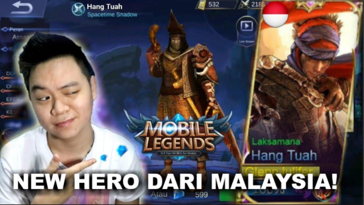 85 Gambar Mobile Legend Hang Tuah Gratis