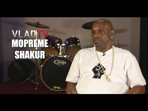 Mopreme Shakur Speaks On 2Pac's Fight With the Hughes Brothers
