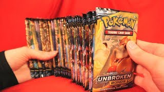Pokemon Unbroken Bonds Booster Box Opening � ASMR Soft Sp...