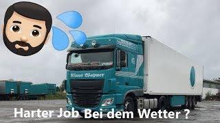 Einer der Härtesten Lkw Jobs /  Lkw Doku