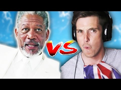 LAZARBEAM vs GOD! (Oh Sir The Insult Simulator Gameplay)