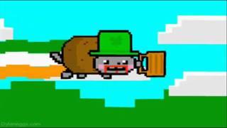 Irish Nyan Cat (Music by joshi3joshi)