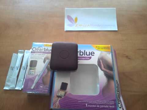 review clearblue contraceptive monitor youtube. Black Bedroom Furniture Sets. Home Design Ideas