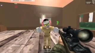 ROBLOX Call Of Duty Shi No Numa Test Servers - 10 Minutes Of Gameplay